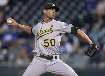 For now, Balfour is once again the A's stopper