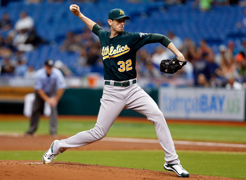 McCarthy is still the A's de facto ace