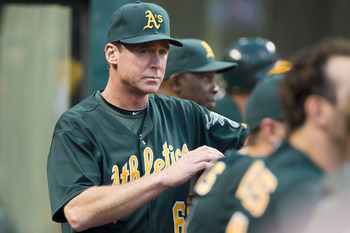 Melvin can't be credited nearly enough for the job he has done as Oakland skipper