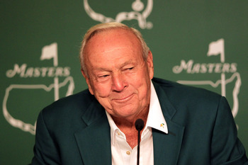 "Arnold Palmer was ""King"" on both Tours"