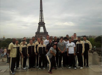 CU in Paris/photo credit: https://www.facebook.com/CUBoulderAlumni