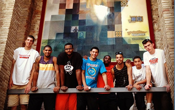 OSU at the Dali Museum/photo credit: http://instagram.com/p/OogyaATJda/