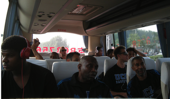 UCLA arrives in China/photo credit: http://twitpic.com/amnb7o