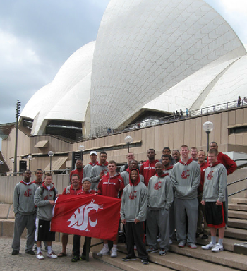 WSU in Sydney/photo credi: http://www.wsucougars.com/view.gal?id=123209