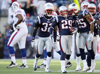 Is the Pats' defensive backfield where it needs to be?