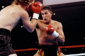 "Hector ""Macho"" Camacho was known as much for his sometimes ludicrous ring attire as for his boxing skill."
