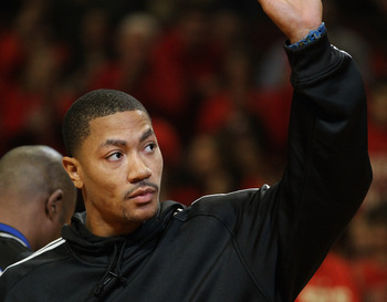 Derrick Rose's injury put the Bulls in a tough spot.