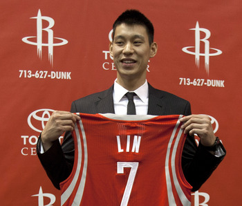 Jeremy Lin's arrival has been celebrated, but the Rockets won't be a winner anytime soon.