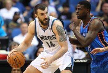 It's time for Nikola Pekovic to get some well-deserved recognition.