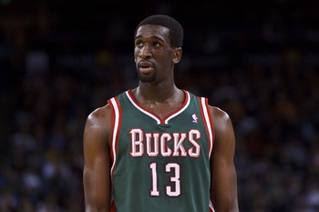 Ekpe Udoh will look pretty good in green and red.