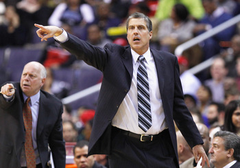 Randy Wittman will try and steer the new-look Wizards in the right direction.