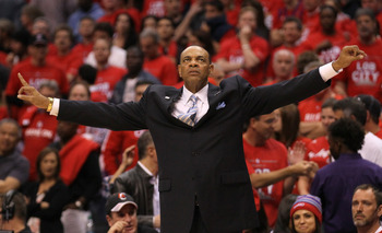 Last season's ending will place more pressure on Lionel Hollins this season.