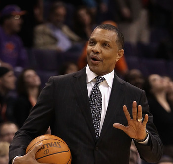 Alvin Gentry is tasked with guiding Phoenix in the post-Nash era.