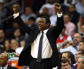Avery Johnson hopes to lead Brooklyn to the top of the New York City basketball world.