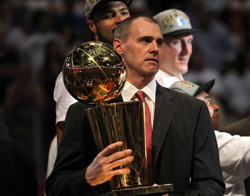 Carlisle's 2011 NBA Title cemented his place among the elite NBA coaches.