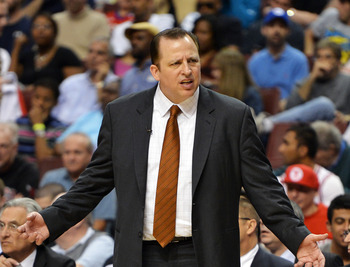 Tom Thibodeau has quickly established himself among the NBA's elite coaches.