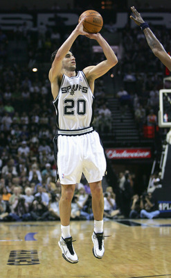 What is there not to like about the Ginobili Jumper?