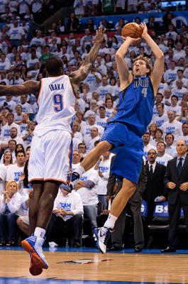 Dirk falling away?  Yeah, we see that.