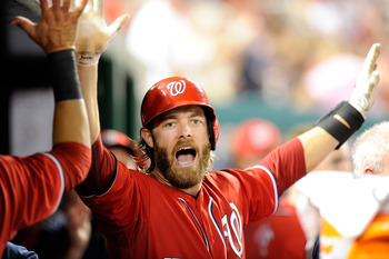 Jayson Werth's contract is deemed one of the worst in baseball.