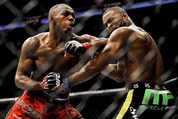 Jon Jones does things that essentially no other fighter can pull off.