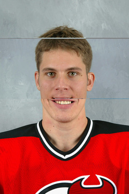 Maxim Balmochnykh, formerly of the New Jersey Devils (no games played).