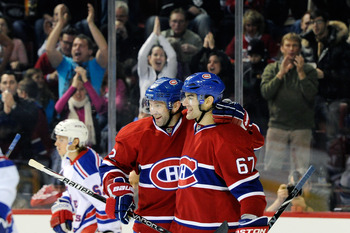 Cole and Pacioretty will need some help this season if Montreal hopes to make the playoffs.
