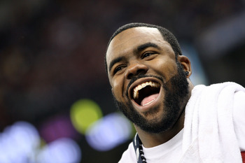 Mark Ingram probably laughed the entire game while watching his Tide roll the Wolverines.
