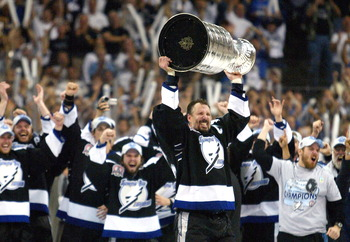 The Bolts won the Stanley Cup nearly a decade ago. This marks the 20th Anniversary of the team.