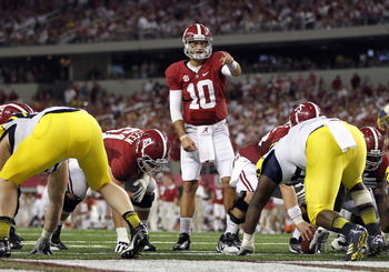 McCarron and the Tide proved that they have everything they need to complete a repeat.