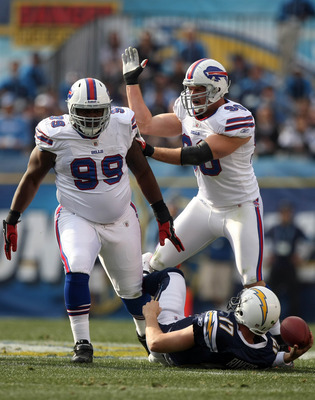 Marcell Dareus hopes to follow up on his solid rookie season.