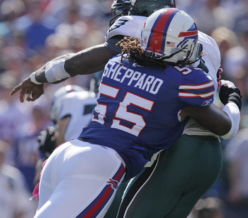 The Bills Need a Big Season from Kelvin Sheppard