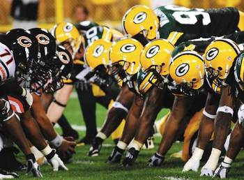 NFC North Division is considered one of the best in all of the NFL. Raymond T. Rivard photograph