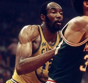 Nate Thurmond was a force down at the post.