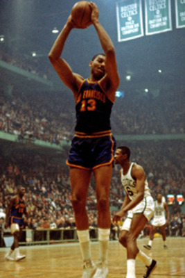 Wilt was one of the best all-around players ever.