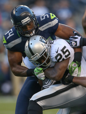 Seattle will look to Bobby Wagner to bring the pain in the middle of its defense.