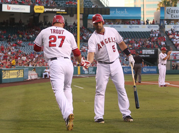 An Angels lineup featuring Pujols, Trout and Cano would be deadly.