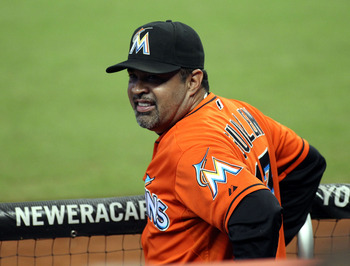 Ozzie Guillen and Co. are looking around for their next star on South Beach.