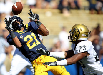 Cal receiver Keenan Allen is the most talented receiver eligible for the 2013 NFL Draft. Jed Jacobsohn/Getty Images