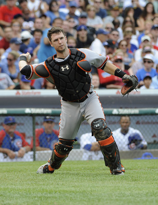 Buster Posey is having an MVP-caliber season.