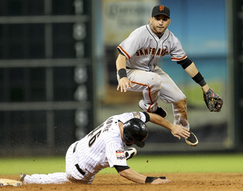 Marco Scutaro has given the Giants a big lift.