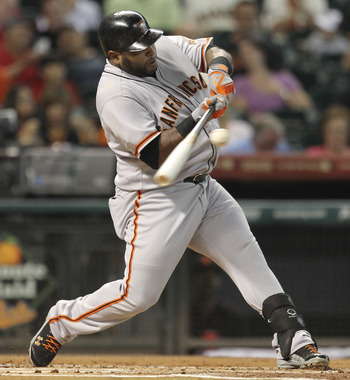 Pablo Sandoval has lost his power stroke.