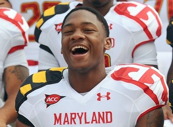 Maryland needs Stefon Diggs to produce big things. (Photo credit: Jonathan Newton/The Washington Post)