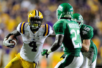 North Texas 14, No. 3 LSU 41