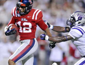 Central Arkansas 27, Ole Miss 49