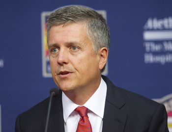 Astros GM Jeff Luhnow has done quite a bit to re-stock Houston's farm system. Unfortunately, Astros fans will have to wait a bit for the results.