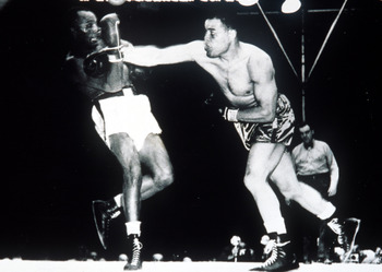 """The Brown Bomber"" is considered by many the best heavyweight of all-time."