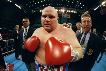 Butterbean's nickname is so good I'll bet you didn't even know his real name.