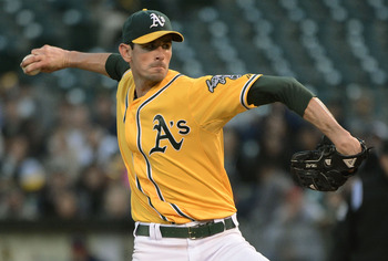 A's Starters Have Been Solid All Season, Leading the AL with 76 Quality Starts This Season