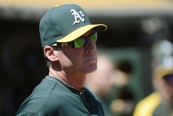 Bob Melvin: 2012 Manager of the Year?
