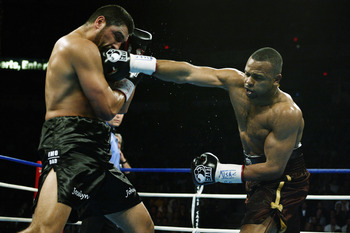 It's almost easy to forget just how damn good Roy Jones Jr. was in his day.